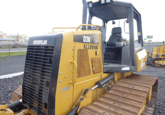 Used 2015 Caterpillar D3K2 LGP For Sale