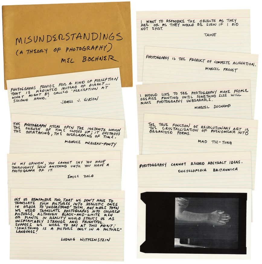 Multiples, Inc.: Items from the Artists & photographs Box, 1970 thumbnail 9