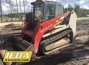 Used 2012 Takeuchi TL12 For Sale