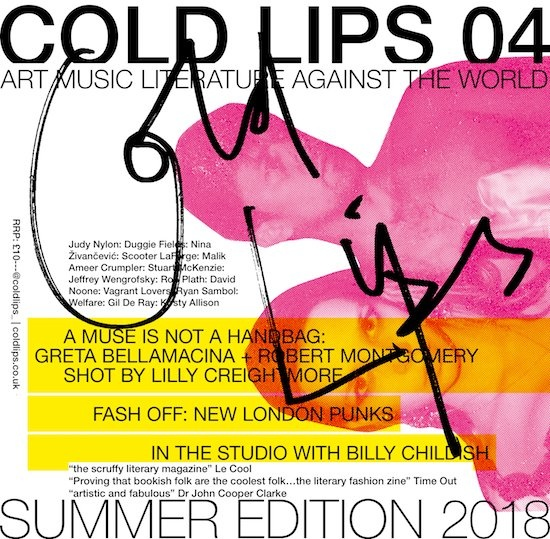 COLD LIPS