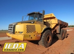 Used 2008 Volvo A40E For Sale