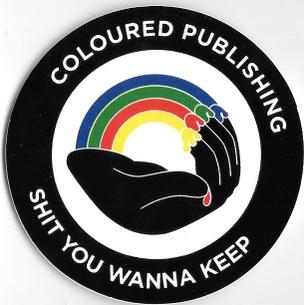 Shit You Wanna Keep Sticker