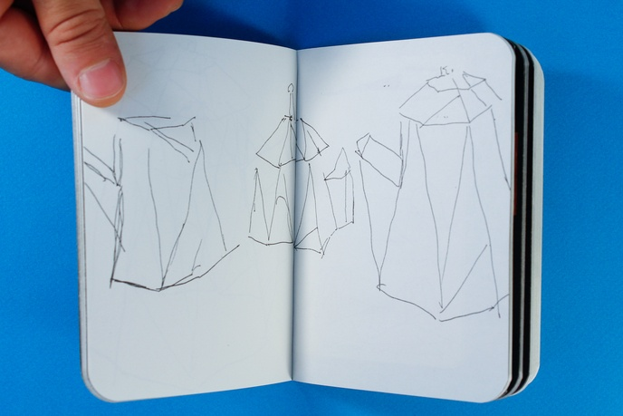 Notebooks: Drawing/Seeing thumbnail 4