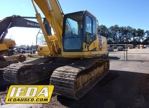 Used 2012 Komatsu PC360LC-10 For Sale