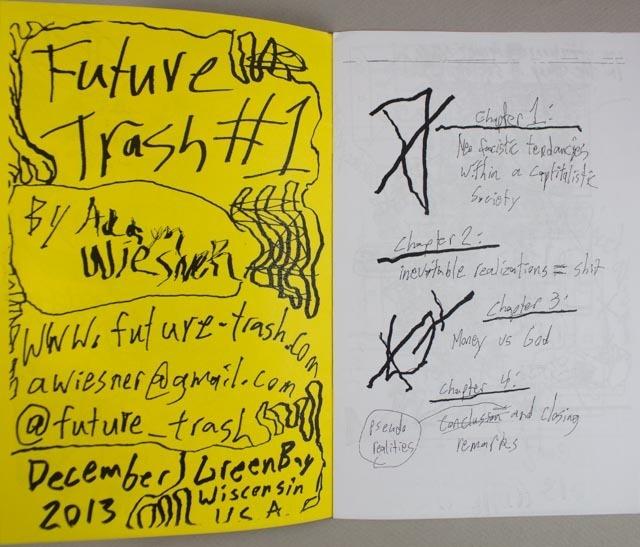 Future Trash #1 thumbnail 3