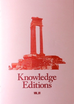 Knowledge Editions Vol. 1
