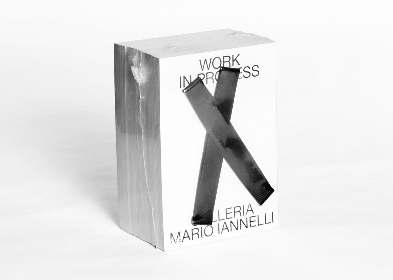 Work in process: Galleria Mario Iannelli