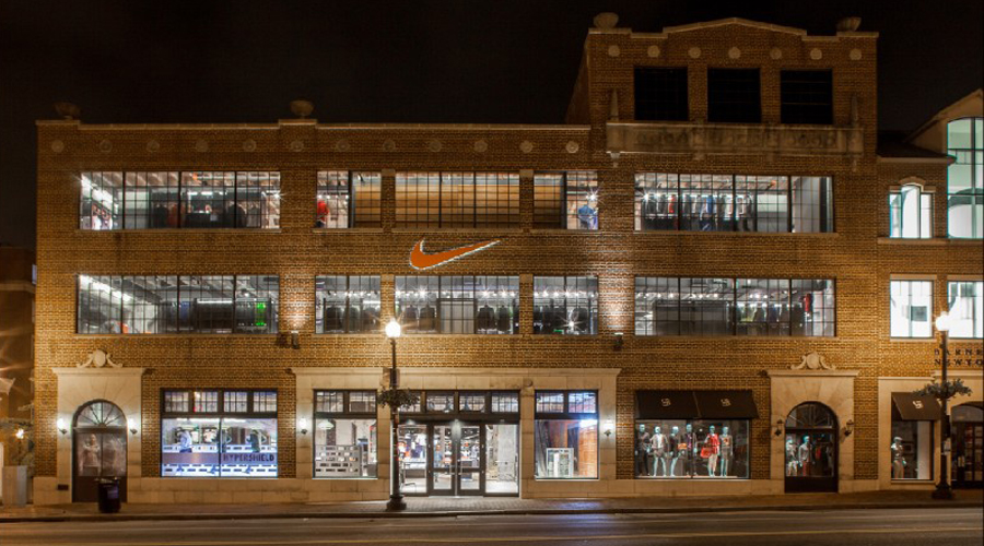 Nike Georgetown