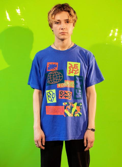Glyph T-Shirt [Large] thumbnail 2