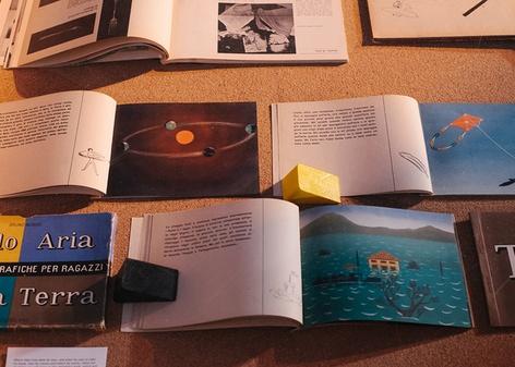Book Works by Bruno Munari