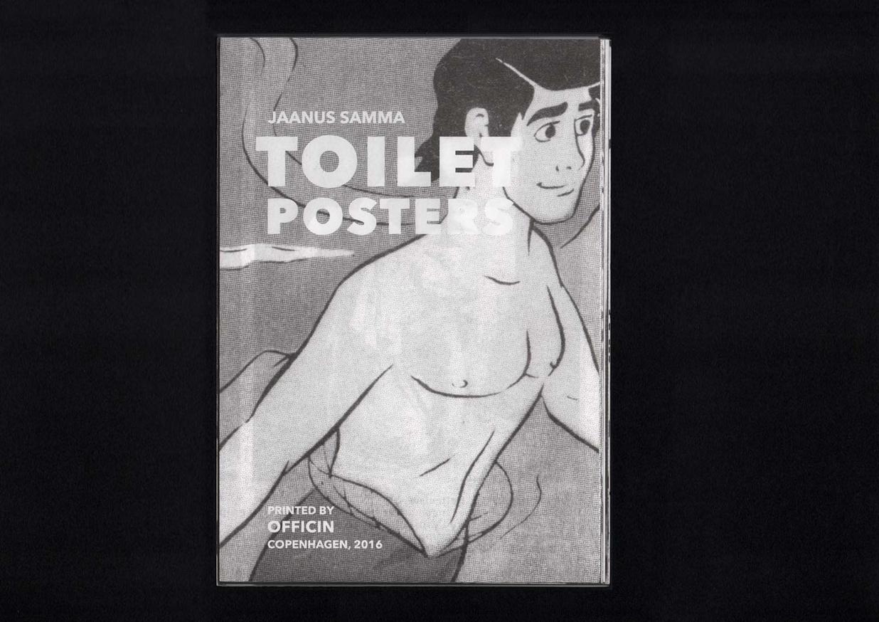 Toilet Posters