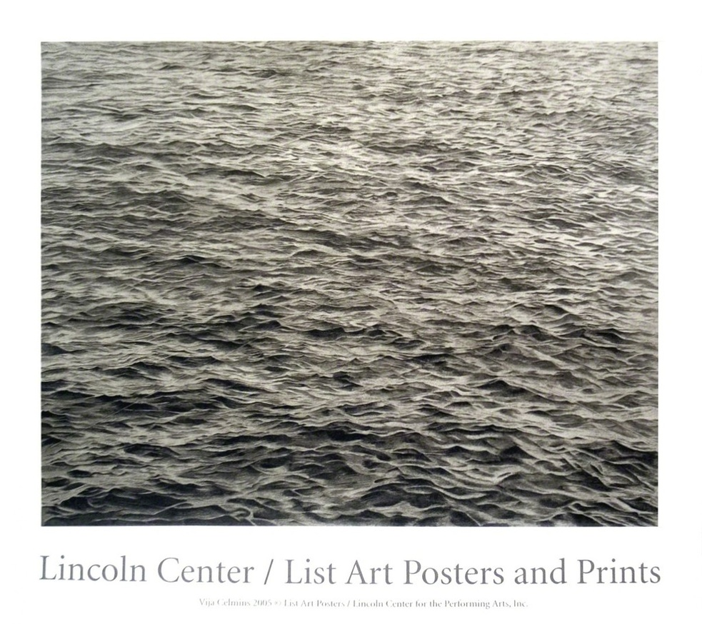 Lincoln Center Art Poster, 2005 thumbnail 1