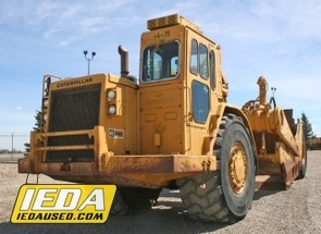 Used 1980 Caterpillar 631D For Sale