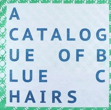 A Catalogue of Blue Chairs