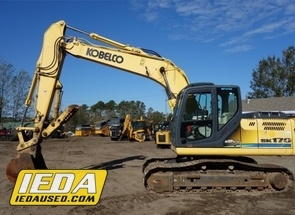 Used 2012 Kobelco SK170 LC-9 ACERA For Sale