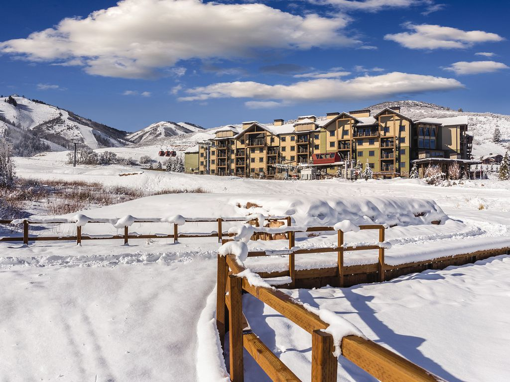 Apartment Park city Resort 3 Bedroom 2 Bath   SKI IN SKI OUT   photo 20365743
