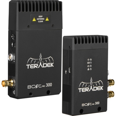 Teradek BOLT 300 Wireless TX RX Set