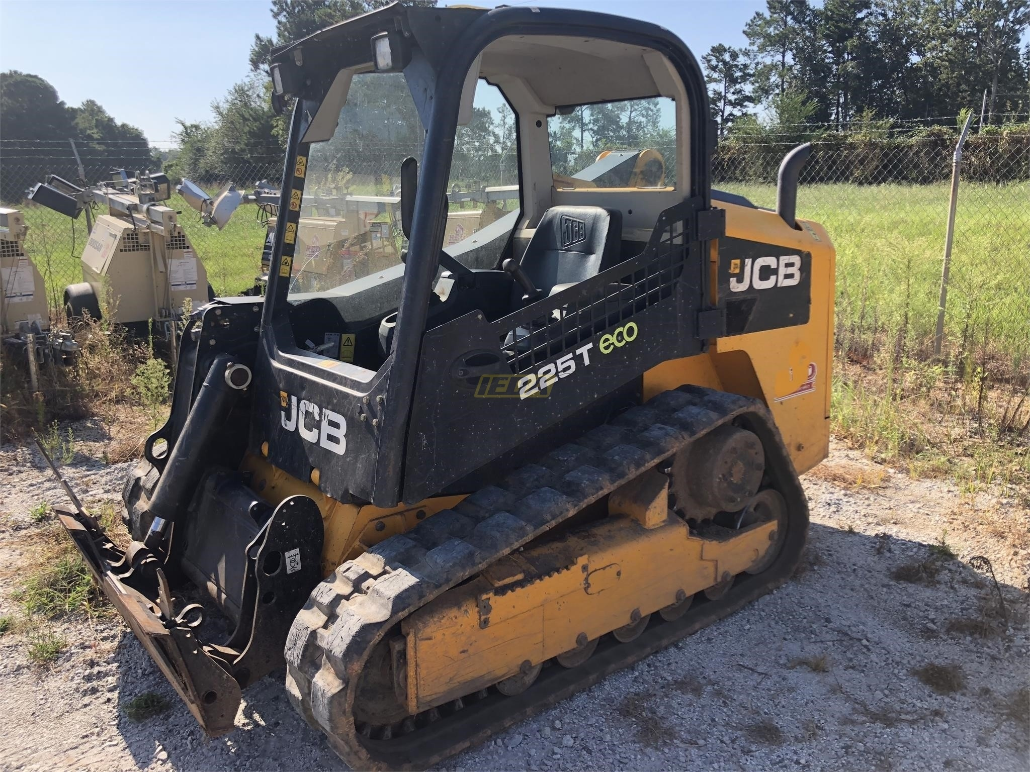 Used 2015 JCB 225T For Sale