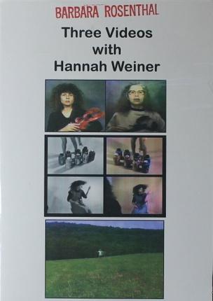 Three Videos with Hannah Weiner