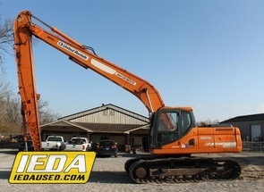 Used  Doosan DX225 LC For Sale
