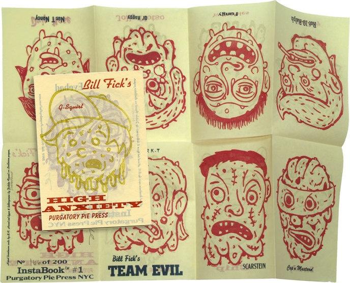 High Anxiety / Team Evil
