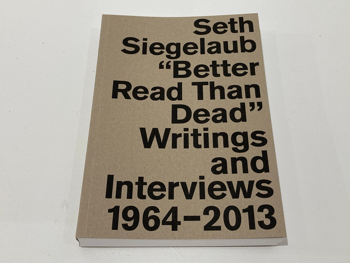 Better Read Than Dead: Writings and Interviews 1964–2013 thumbnail 2
