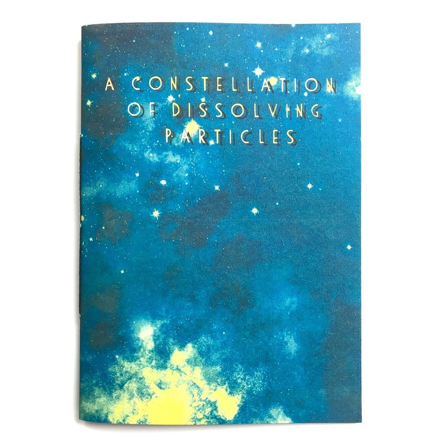 A Constellation of Dissolving Particles