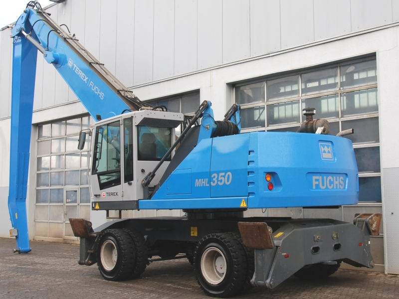 Used 2013 Fuchs MHL350D For Sale