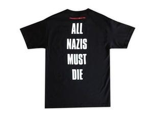 All Nazis Must Die T-shirt + Zine [Large]