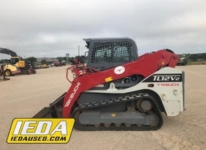 Used 2017 Takeuchi TL12V2 For Sale