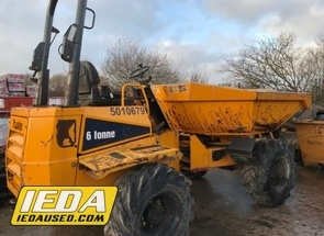 Used 2011 Thwaites 6000 For Sale
