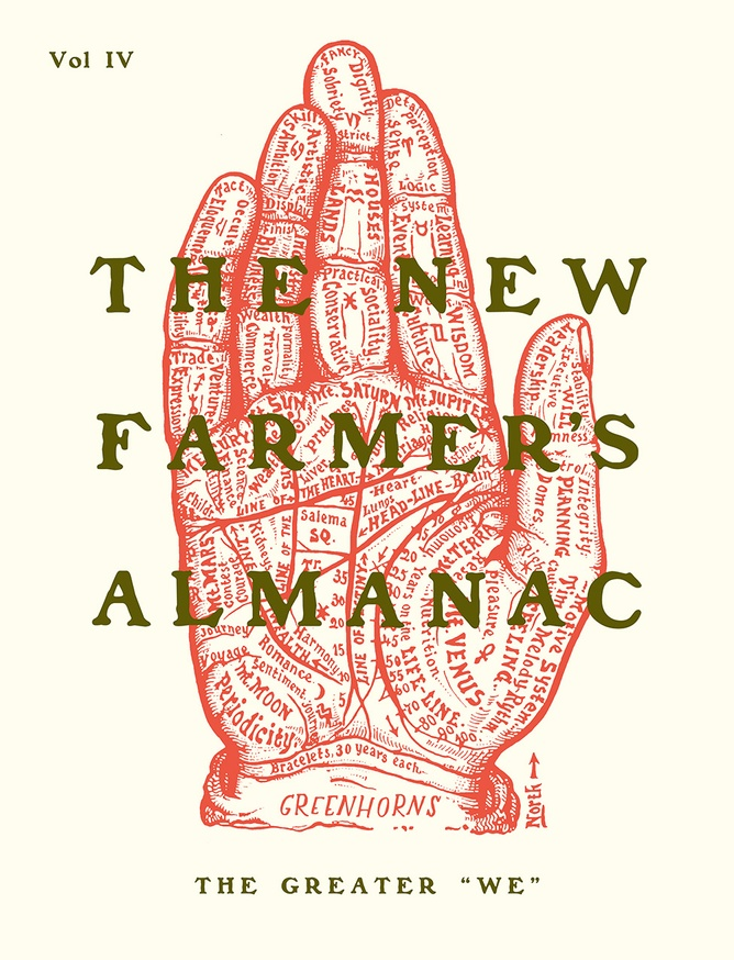The New Farmer's Almanac, Vol. 4