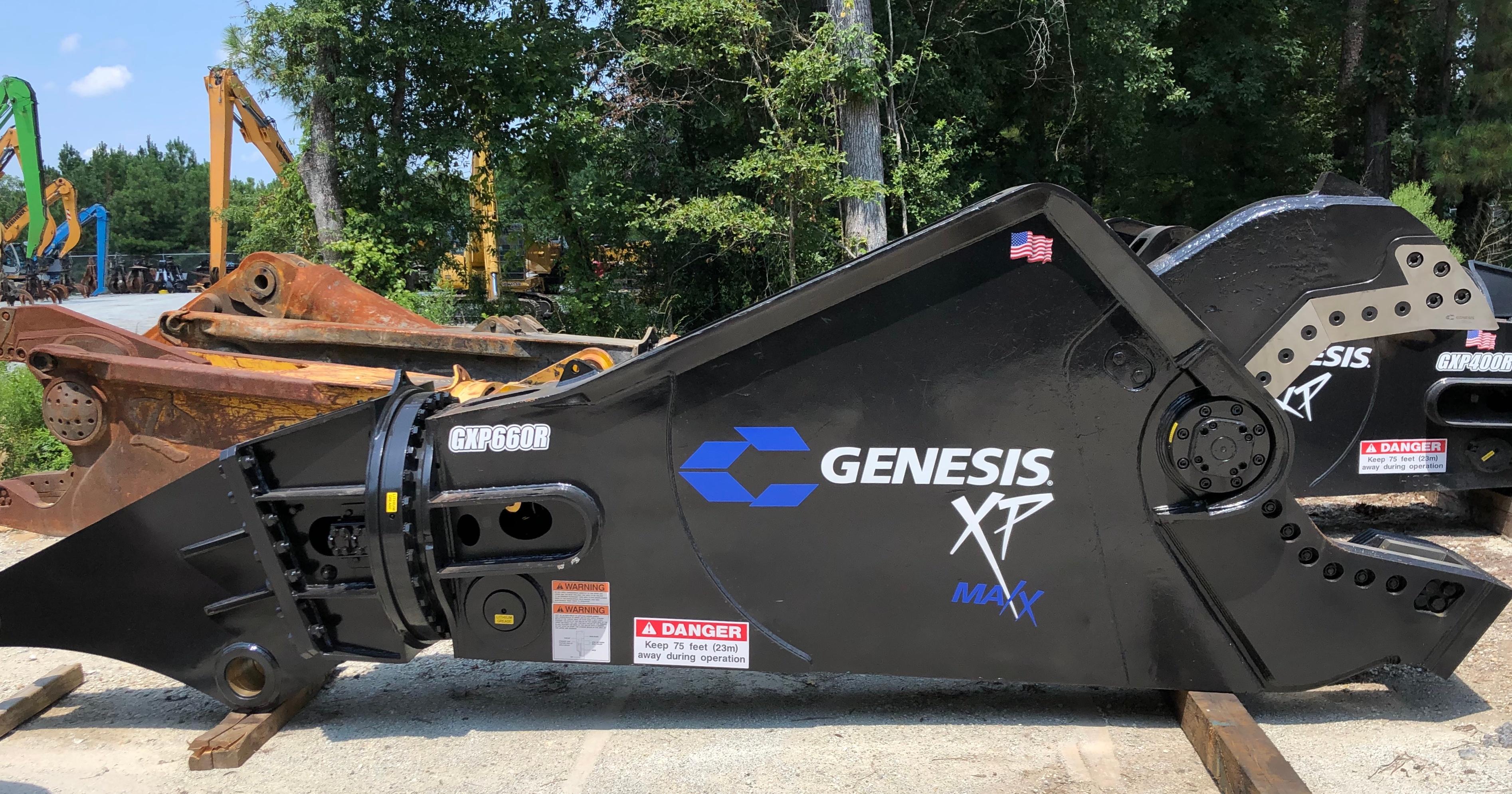 Used  Genesis GXP660R For Sale