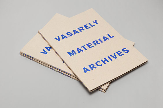 Vasarely Material Archives