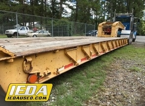 Used 2000 Trail King TK110HDG For Sale