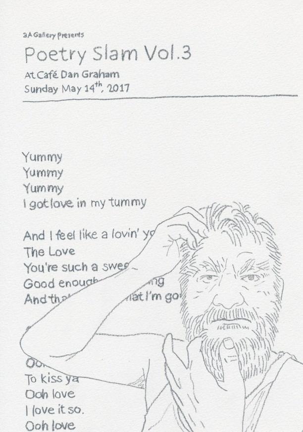 Poetry Slam Vol. 3