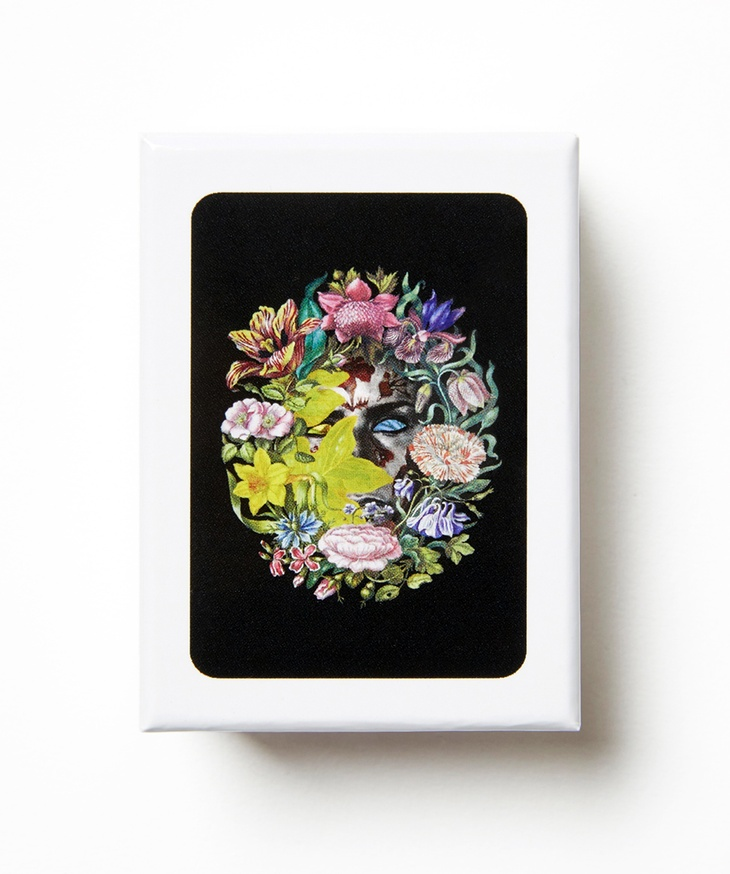 Flowers and Their Meanings, Playing Cards thumbnail 3