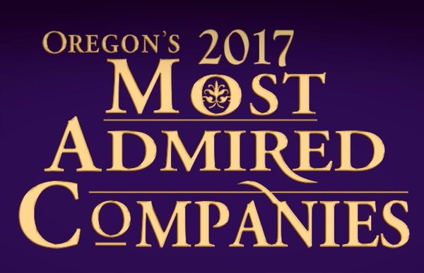 Oregon's Most Admired Companies