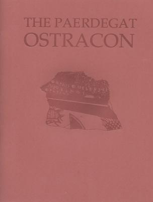 The Paerdegat Ostracon
