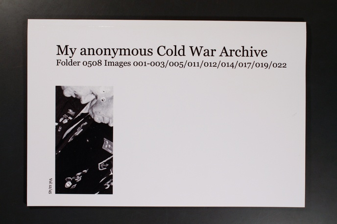 My Anonymous Cold War Archive