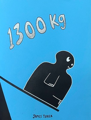 1300kg