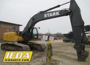 Used 2006 John Deere 270D LC For Sale