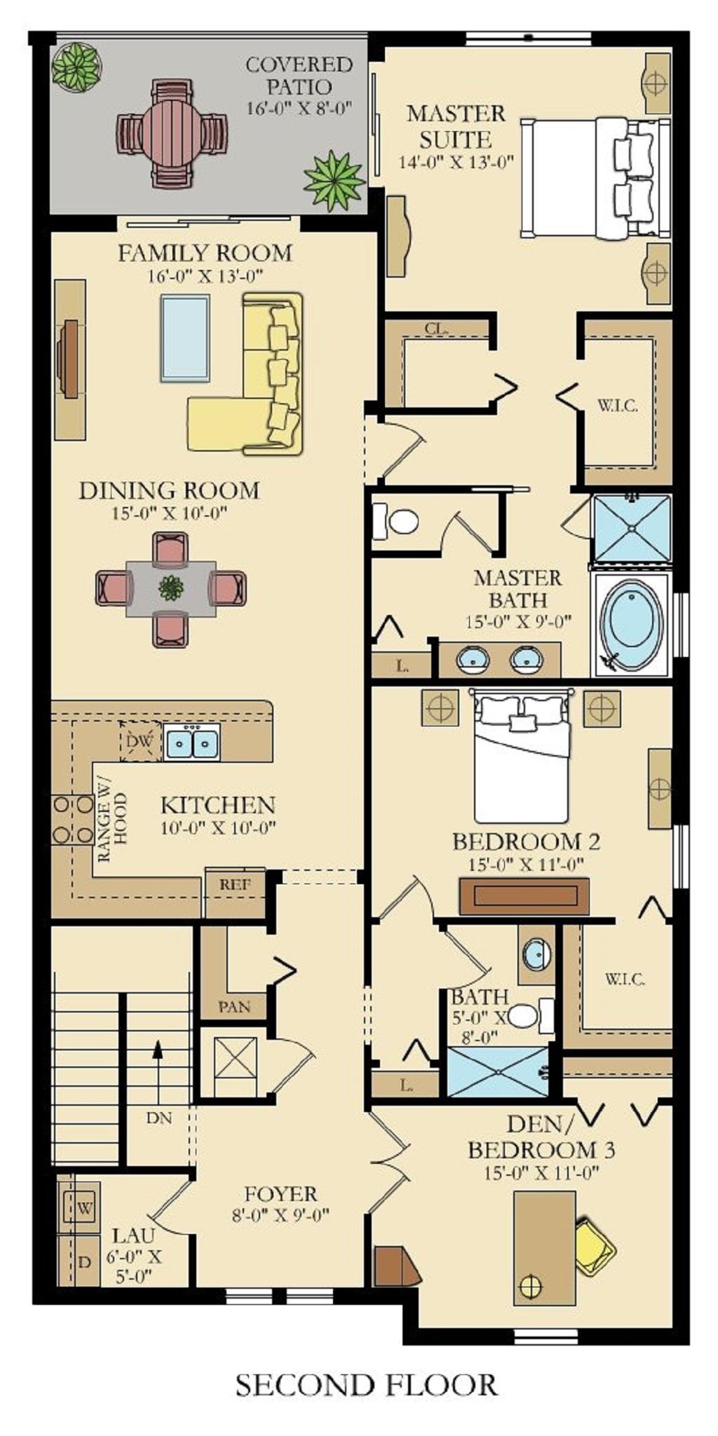Apartment Modern 3 Bedroom Condo At Champions Gate  Orlando  photo 24737675
