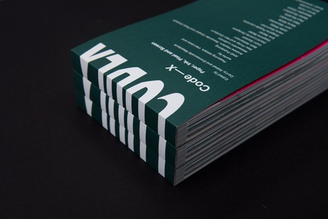 Code—X  : Paper, Ink, Pixel and Screen - Talks by Danny Aldred & Paul Soulellis