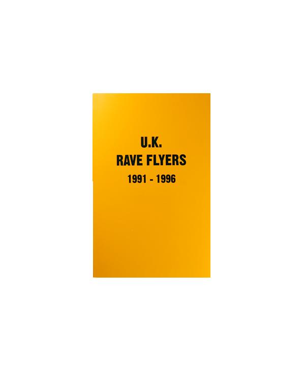 U.K. Rave Flyers
