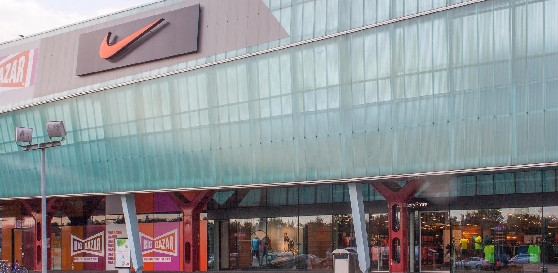 Nike Factory Store Muiden. Muiden 0463ef2bcf917
