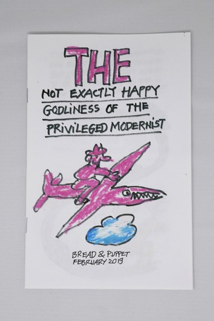 The Not Exactly Happy Godliness of the Privileged Modernist