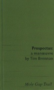 Prospectus : A Manoeuvre by Tim Brennan