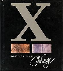 X Writings '79 - '82