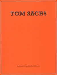 Tom Sachs [Unsigned]